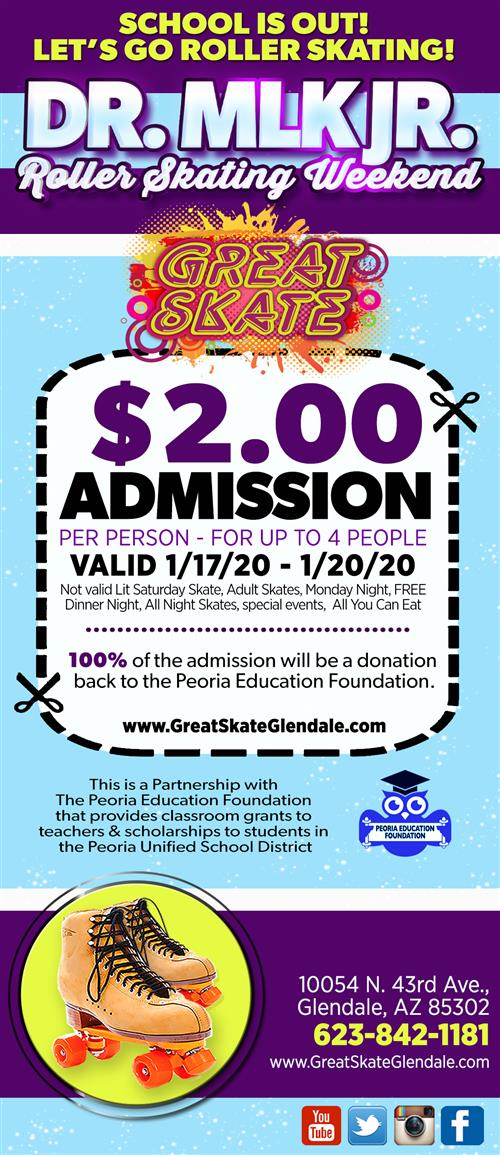 Great Skate pass